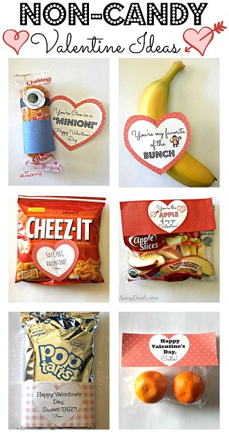Non Candy Valentines Day Gift Ideas