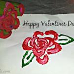 Celery Flower Stamping Craft For Kids