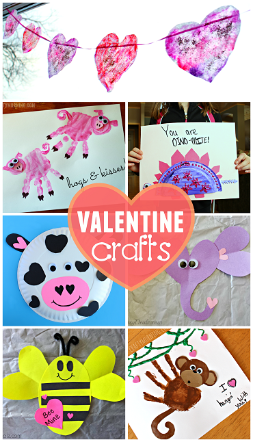 Valentine on pinterest valentine day crafts valentine for Valentine day crafts for kids