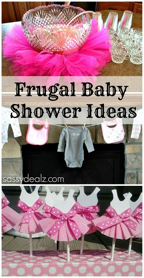 baby shower ideas for a girl baby shower ideas on a budget crafty morning 11898