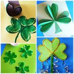 List of Shamrock Crafts to Make for St. Patrick's Day