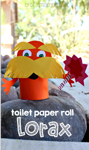 toilet-paper-roll-lorax-craft-for-kids