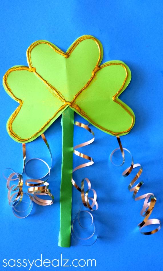 35 St Patricks Day Crafts For Kids True Aim