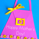 Mother's Day Purse Card for Kids to Make