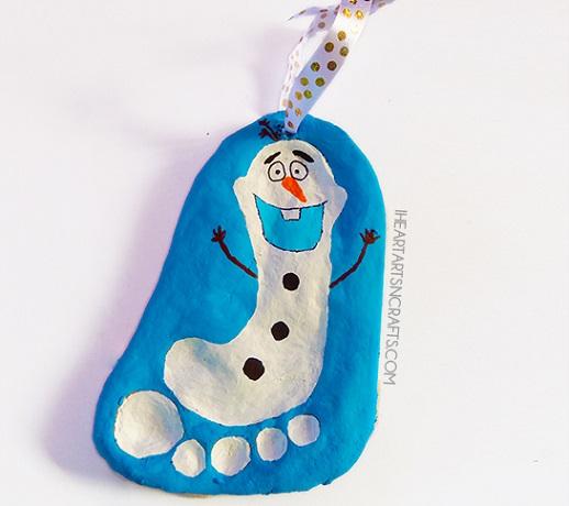 footprint-olaf-salt-dough-ornament
