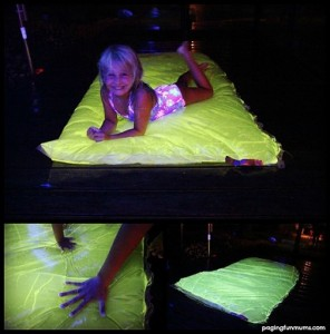 DIY Water Blob For Kids During the Summer