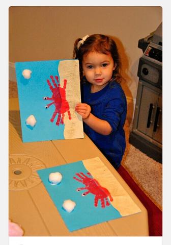 handprint-crab-beach-craft