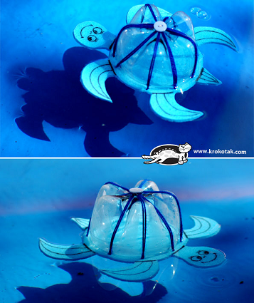 turtle-soda-bottle-beach-craft