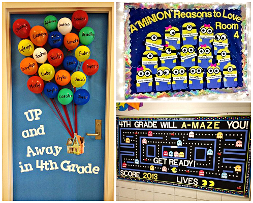 Clever Back To School Bulletin Board Ideas Crafty Morning