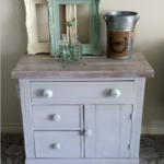 Annie Sloan Chalk Paint Idea - Furniture Makeover