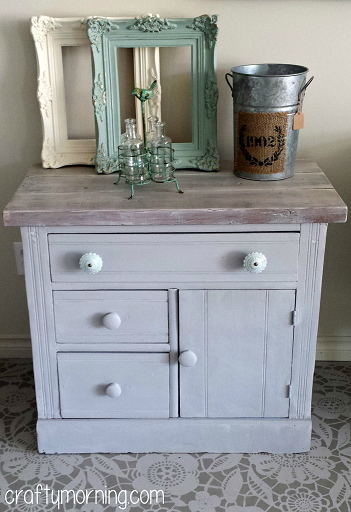 Annie Sloan Chalk Paint Idea Furniture Makeover Crafty