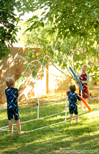 diy-pool-noodle-sprinkler-blasters-for-kids