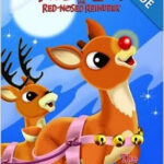 Free Rudolph the Red-Nosed Reindeer Coloring Pages