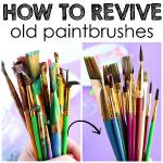 Fix Old Paintbrushes
