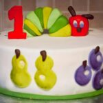The Very Hungry Caterpillar Cake and Cupcake Ideas