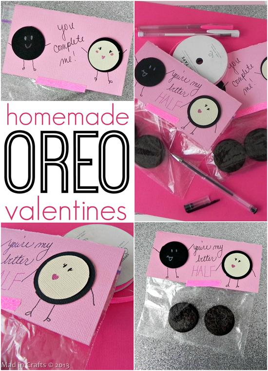 Oreo Valentine Pun