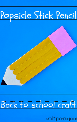 popsicle-stick-pencil-craft-for-kids