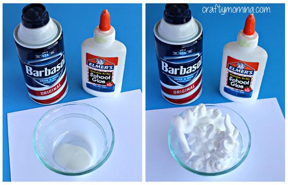 puffy-paint-ice-cream-cones-craft-