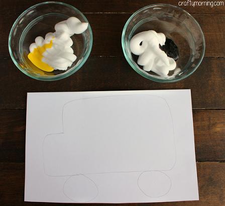 puffy-paint-school-bus-craft-