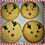 Reindeer Sugar Cookie Idea For Christmas