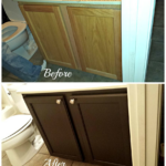 Rust-Oleum Cabinet Transformation Review (Before & After Pictures)