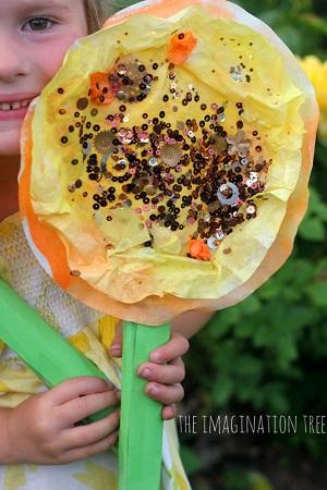 sunflower-coffee-filter-craft