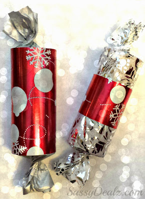 diy toilet paper roll christmas gift boxes packages for