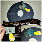 DIY: Turbo The Snail Toilet Paper Roll Craft For Kids