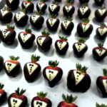 How to Make Tuxedo Strawberries