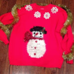 DIY Handmade Ugly Christmas Sweater Ideas
