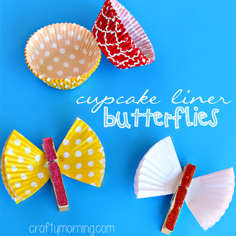 Cupcake Christmas Ornaments Craft