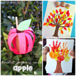 Fun Fall Crafts for Kids to Make