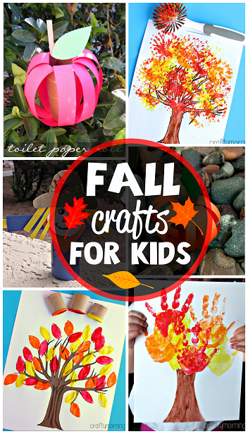 fall crafts for kids fall crafts for to make crafty morning 4414