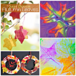 Fall Leaf Crafts for Kids to Make