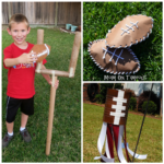 Football Crafts for Kids to Make