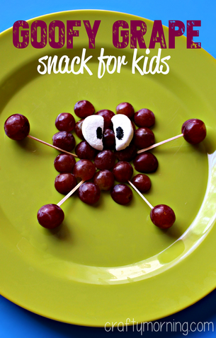 goofy-grape-snack-for-kids