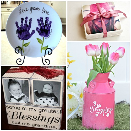 Craft Ideas For Grandparents For Christmas