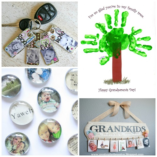 Creative Grandparent S Day Gifts To Make Crafty Morning