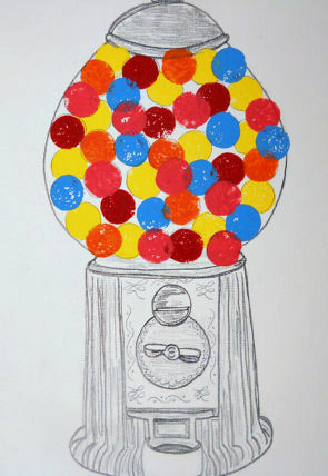 gumball-machine-wedding-guestbook-idea