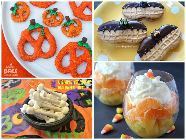 easy halloween snacks for kids crafty morning