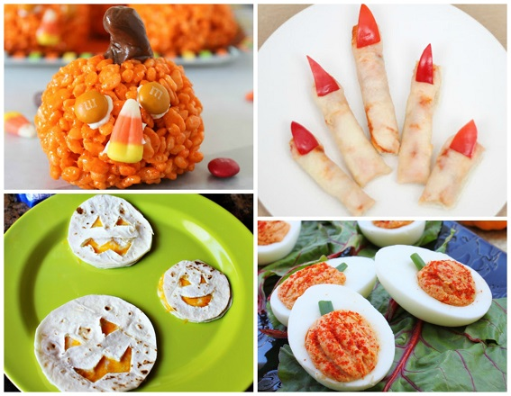 Simple Halloween treats and snacks are such an easy way to do something fun as a family and develop traditions and memories that will last a lifetime. I hope you and your kids enjoy these fun food .