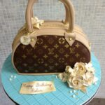 60th Birthday Cake Ideas Purse Inspired For Women