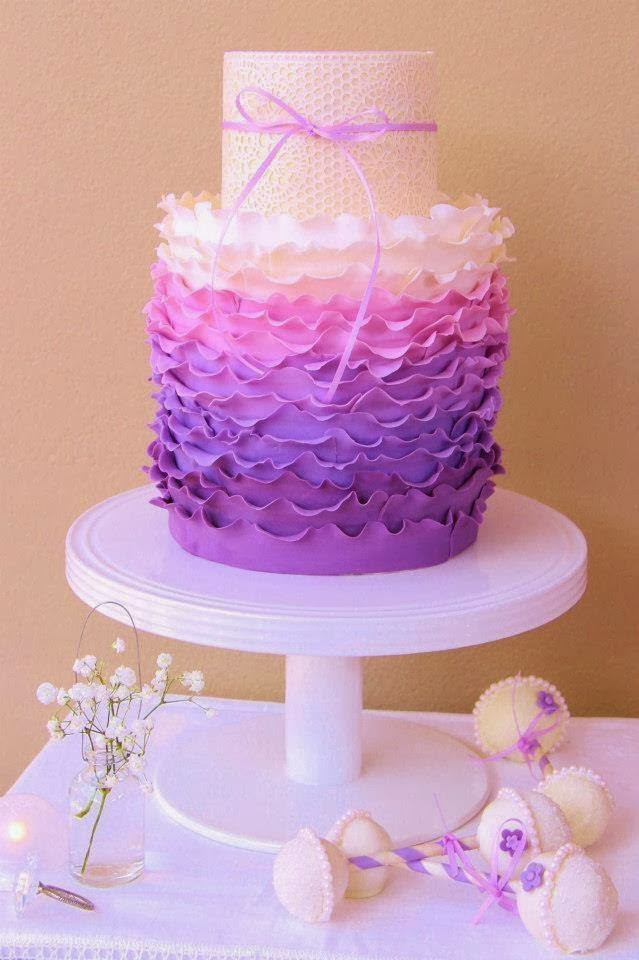 Beautiful Ombre Cake Ideas For All Occasions Crafty Morning