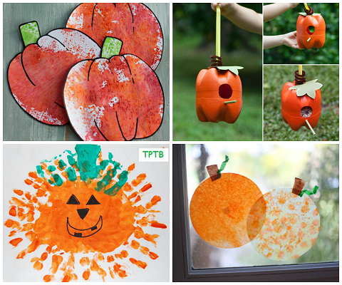 pumpkin crafts for toddlers easy pumpkin crafts for to make this fall crafty 5298