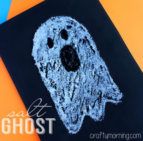 salt-ghost-craft-for-kids