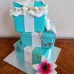 Tiffany & Co. Birthday Cake Ideas