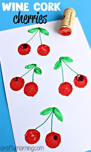 wine-cork-cherries-craft