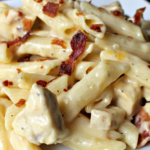 Chicken Bacon Ranch Pasta Recipe