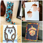 My Favorite DIY Acorn Crafts
