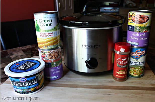 crockpot-chicken-chili-recipe--